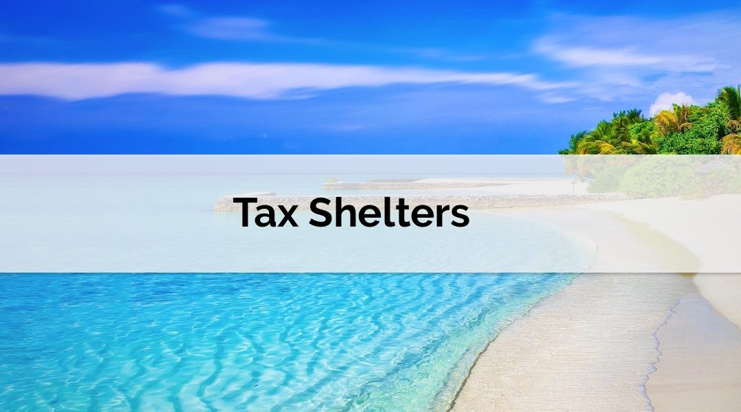 Tax Shelters For Every Canadian