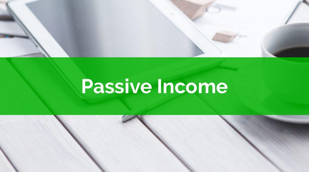 9 Different Passive Income Streams