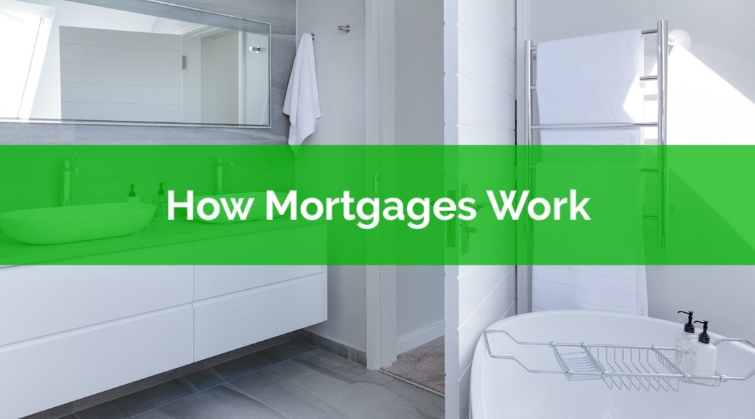 How Mortgages Work When You're A First Time Home Buyer