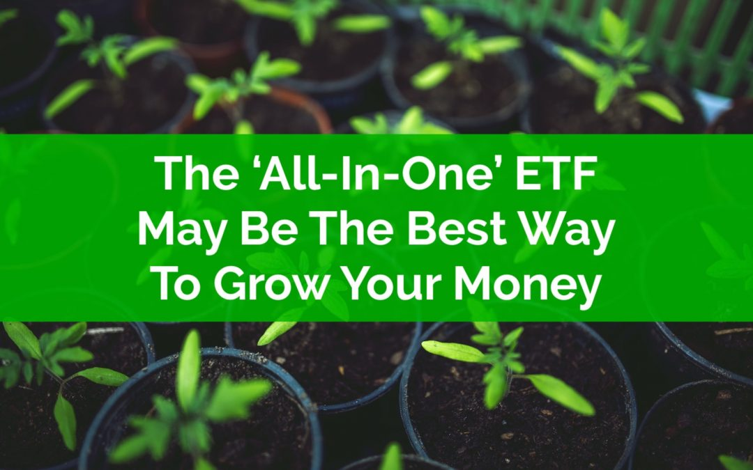 Why The All-In-One ETF Might Be The Best Way To Grow Your Money
