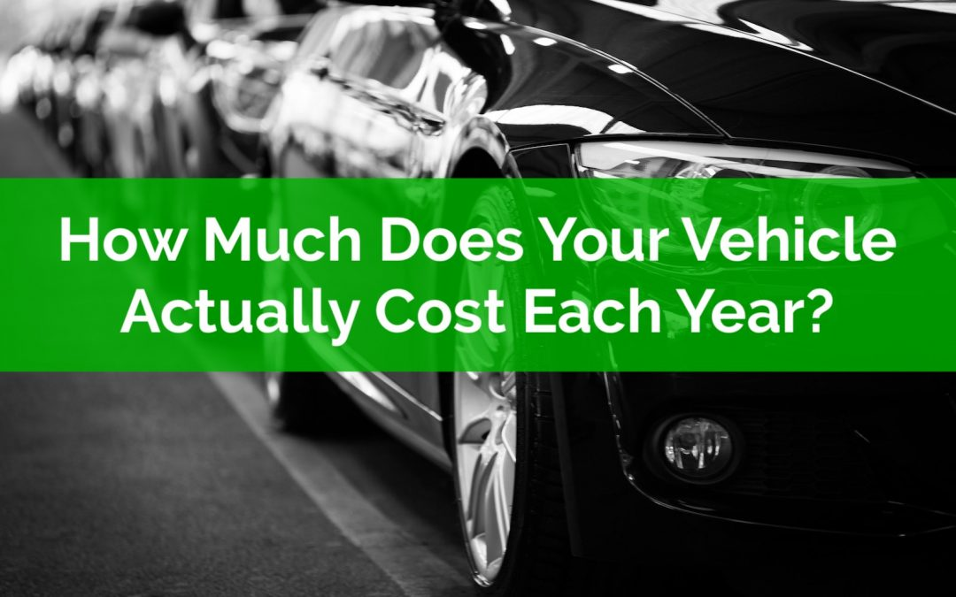 How Much Does Your Vehicle Actually Cost Each Year?