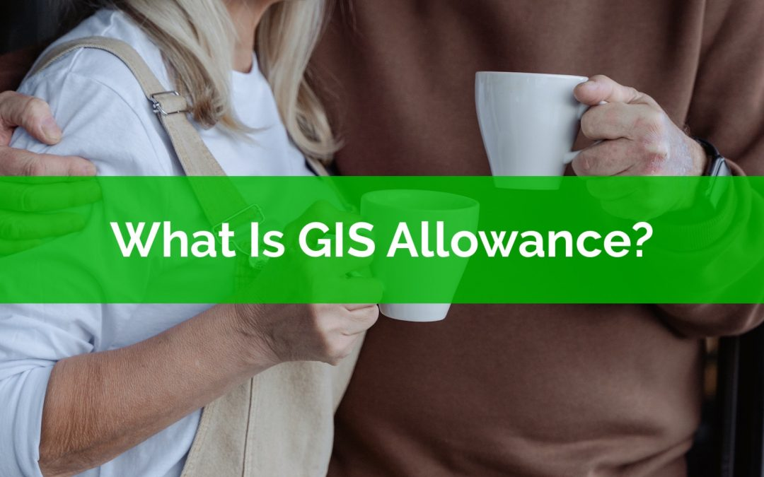 What Is GIS Allowance?